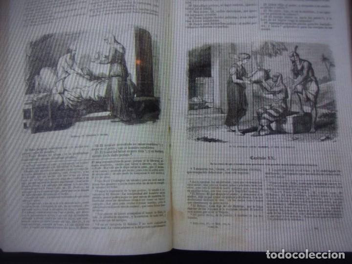 Libros antiguos: Phelipe Scio de S.Miguel -La Santa Biblia 5 TOMOS . (de la Vulgata Latina) - Foto 105 - 233708645