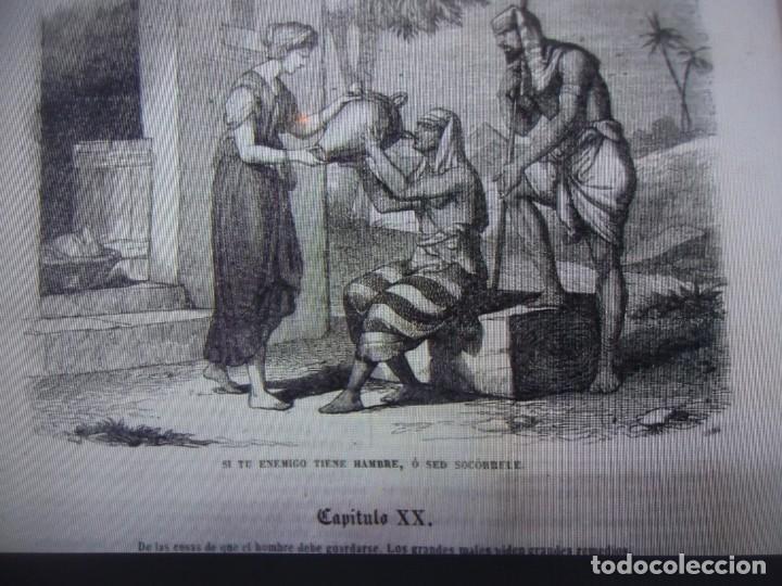 Libros antiguos: Phelipe Scio de S.Miguel -La Santa Biblia 5 TOMOS . (de la Vulgata Latina) - Foto 106 - 233708645