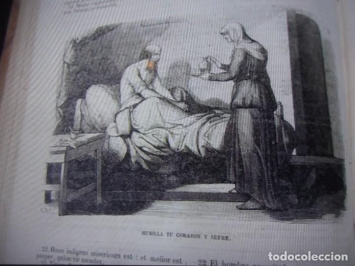 Libros antiguos: Phelipe Scio de S.Miguel -La Santa Biblia 5 TOMOS . (de la Vulgata Latina) - Foto 107 - 233708645