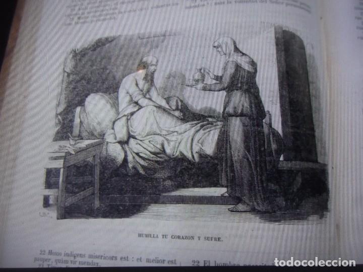 Libros antiguos: Phelipe Scio de S.Miguel -La Santa Biblia 5 TOMOS . (de la Vulgata Latina) - Foto 108 - 233708645
