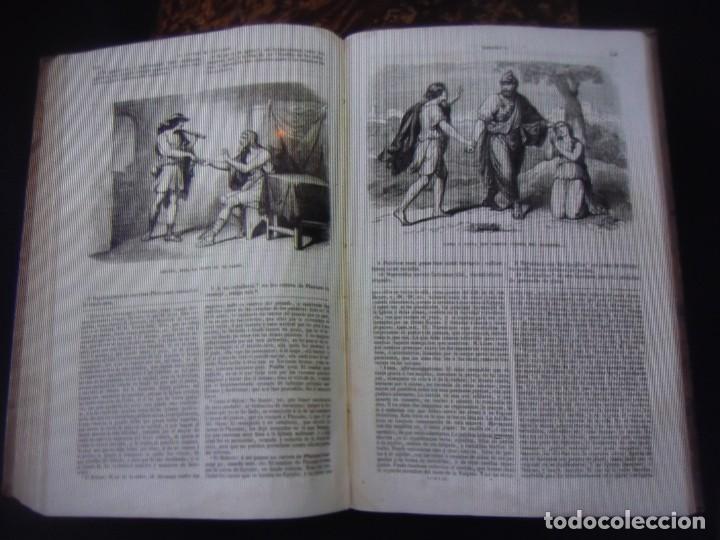 Libros antiguos: Phelipe Scio de S.Miguel -La Santa Biblia 5 TOMOS . (de la Vulgata Latina) - Foto 109 - 233708645