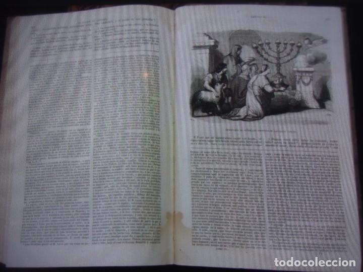 Libros antiguos: Phelipe Scio de S.Miguel -La Santa Biblia 5 TOMOS . (de la Vulgata Latina) - Foto 112 - 233708645