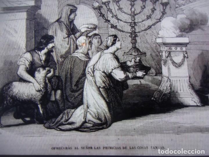 Libros antiguos: Phelipe Scio de S.Miguel -La Santa Biblia 5 TOMOS . (de la Vulgata Latina) - Foto 113 - 233708645