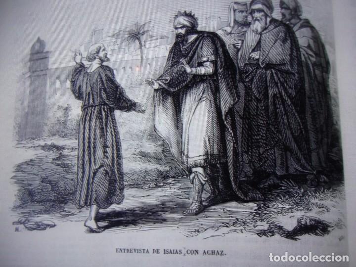 Libros antiguos: Phelipe Scio de S.Miguel -La Santa Biblia 5 TOMOS . (de la Vulgata Latina) - Foto 120 - 233708645