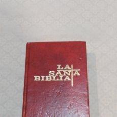 Libros antiguos: LA SANTA BIBLIA. Lote 233807140