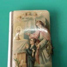 Libri antichi: LIBRO DE COMUNIÓN AÑOS 20 RAMILLETE DEL CRISTINO. Lote 234555525