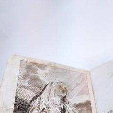Libros antiguos: VIDA DE LA BEATA MARÍA DE LA ENCARNACIÓN. MONJA CONVERSA PROFESA DE LA ORDEN DE.. 1791.. Lote 235169380