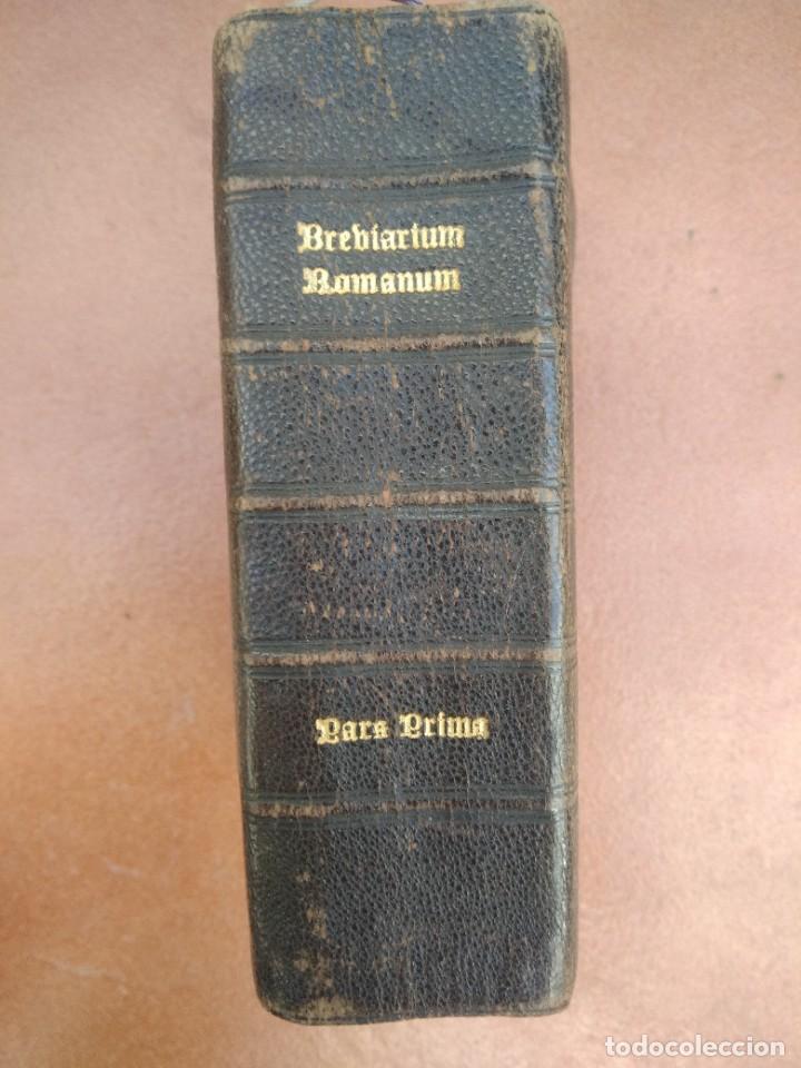 ANTIGUO MISAL EN LATIN AÑO 1905 (Libros Antiguos, Raros y Curiosos - Religión)