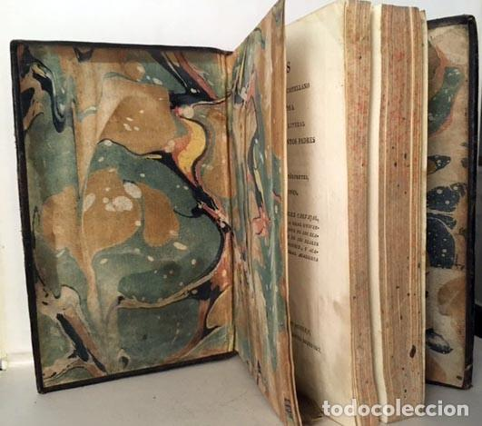 LOS SALMOS, TRADUCIDOS NUEVAMENTE AL CASTELLANO EN VERSO Y PROSA... 1819. PLENA PIEL (Libros Antiguos, Raros y Curiosos - Religión)