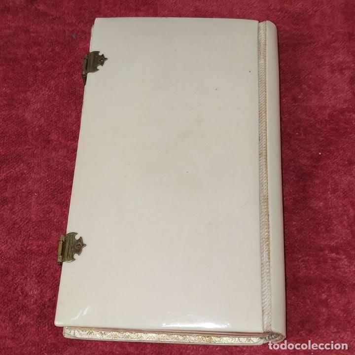 Libros antiguos: DEVOCIONARIO. NOVÍSIMO DIAMANTE DIVINO. STEINBRENER. ALEMANIA. CIRCA 1889 - Foto 3 - 236331370