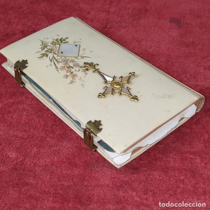 Libros antiguos: DEVOCIONARIO. NOVÍSIMO DIAMANTE DIVINO. STEINBRENER. ALEMANIA. CIRCA 1889 - Foto 7 - 236331370