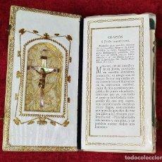 Libros antiguos: DEVOCIONARIO. NOVÍSIMO DIAMANTE DIVINO. STEINBRENER. ALEMANIA. CIRCA 1889. Lote 236331370