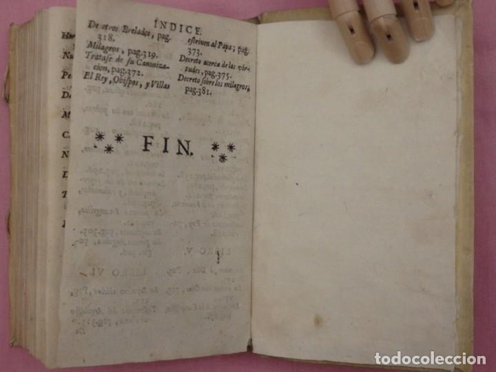 Libros antiguos: VIDA DE JUAN FRANCISCO REGIS. COMP. DE JESÚS. 2ª EDICIÓN ESPAÑOLA. AÑO 1718. - Foto 16 - 236650655