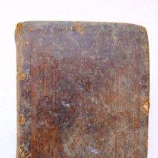 Libros antiguos: DEVOCIONARIO. CAMINO RECTO Y SEGURO PARA LLEGAR AL CIELO. 1861. ANTONIO MARIA CLARET.. Lote 236769810