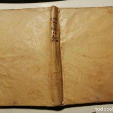Libros antiguos: LA VIDA Y MUERTE DEL HOMBRE JUSTO... SAN JOSEF. EN VALENCIA POR FRANCISCO BURGUETE. 1794.. Lote 236822785