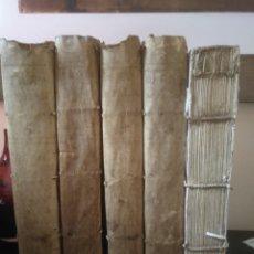 Libros antiguos: OBRAS DE FRAY LUIS DE GRANADA, VIUDA DE IBARRA, PEDRO MARÍN, MADRID 1788, 5 TOMOS. Lote 237318180