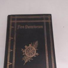 Libros antiguos: FLOS SANCTORUM 1901. Lote 237477395
