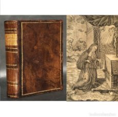 Libri antichi: 1744 VIDA DE LA VENERABLE MADRE SOR BEATRIZ ANA RUIZ- GUARDAMAR DEL SEGURA MÍSTICA ORIHUELA ALICANTE. Lote 254217535