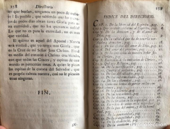 Libros antiguos: PERGAMINO- DIRECTORIO DE RELIGIOSAS- SAN FRANCISCO DE SALES- VALENCIA 1791 - Foto 3 - 239647220
