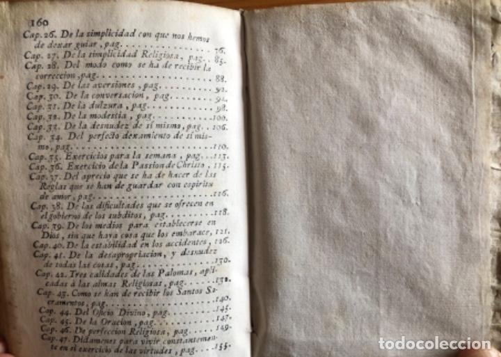 Libros antiguos: PERGAMINO- DIRECTORIO DE RELIGIOSAS- SAN FRANCISCO DE SALES- VALENCIA 1791 - Foto 5 - 239647220