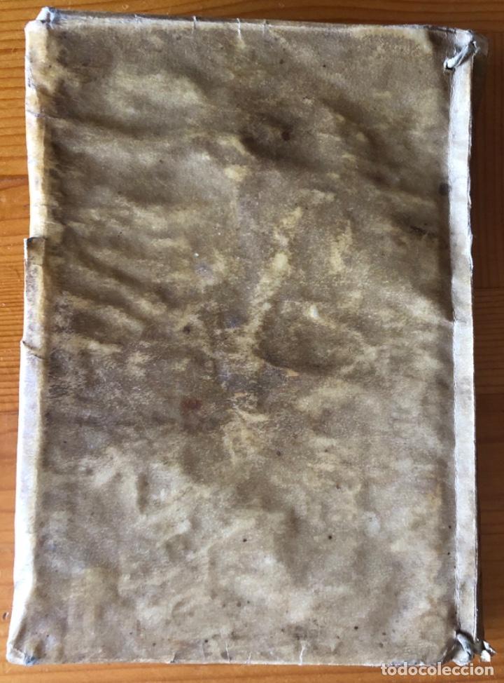 Libros antiguos: PERGAMINO- DIRECTORIO DE RELIGIOSAS- SAN FRANCISCO DE SALES- VALENCIA 1791 - Foto 7 - 239647220