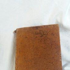 Libros antiguos: LIBRO DEL AÑO 1800. Lote 239776755