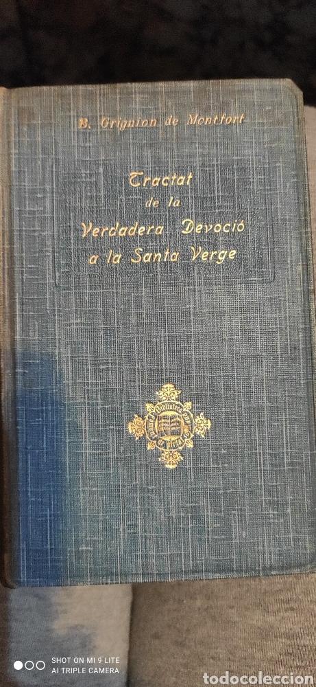 Libros antiguos: Libro de Grignion de Montfort - Foto 2 - 240098300