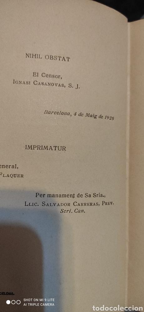 Libros antiguos: Libro de Grignion de Montfort - Foto 5 - 240098300