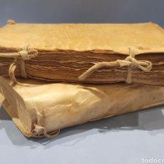 Libri antichi: LOTE 2 LIBROS RELIGIOSOS SIGLO XVI. Lote 240115015