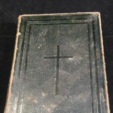 Libros antiguos: CRECER EN PERFECCIÓN PROGRESO DE LA VIDA ESPIRITUAL. FEDERICO FABER 1876 SEVILLA. Lote 240663125