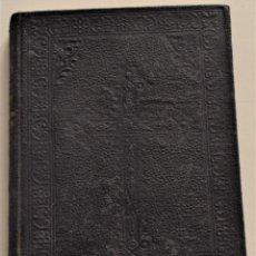 Libros antiguos: INSTRUCCIÓN AL PUEBLO SOBRE LOS DIEZ MANDAMIENTO Y LOS SACRAMENTOS - LIGORIO - AÑO 1908. Lote 240924850