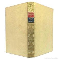 Libri antichi: 1940 - MÍSTICA - BEATO JUAN DE AVILA: EPISTOLARIO ESPIRITUAL - CLÁSICOS CASTELLANOS - ESPIRITUALIDAD. Lote 243139945