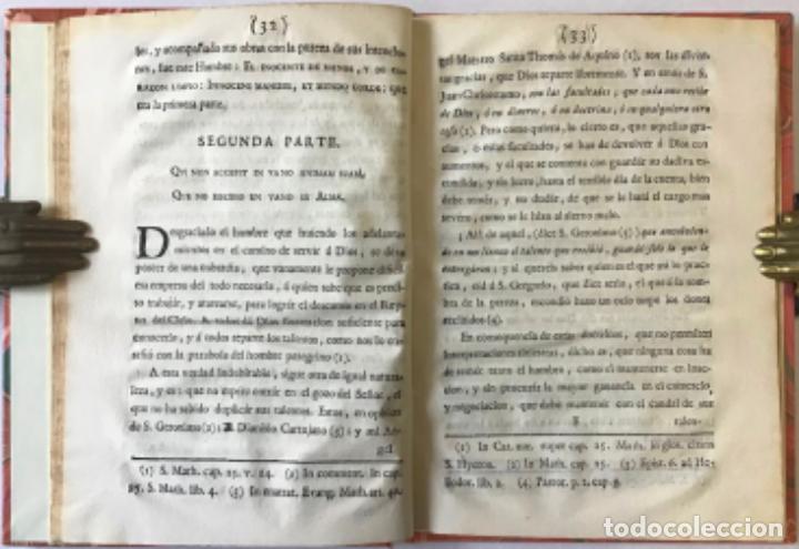 Libros antiguos: SERMON QUE PREDICÓ POR ENCARGO DEL ILL.TRE AYUNTA.TO DE LA VILLA DE EXEA DE LOS CABALLEROS EN LAS... - Foto 3 - 243551565