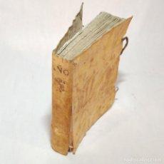Libros antiguos: AÑO VIRGINEO. DOCTOR ESTEVAN DOLZ DEL CASTELLAR. QUARTA PARTE. MADRID. 1716. ANTONIO GONZÁLEZ DE REY. Lote 243995955