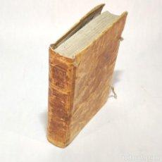 Libros antiguos: LA VOZ DEL PASTOR. DISCURSOS FAMILIARES PARA TODOS LOS DOMINGOS. SEÑOR REGUIS, CURA DE AUXERRE. 1773. Lote 243997760