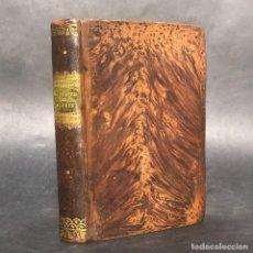 Libros antiguos: 1847 - CLARET, ANTONIO - NUEVO MANOJITO DE FLORES O SEA RECOPILACION DE DOCTRINAS PARA CONFESORES. Lote 259881380