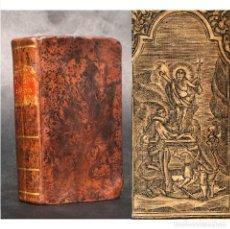 Libros antiguos: AÑO 1792 - OFICIO DE LA SEMANA SANTA - SEGÚN EL MISAL Y BREVIARIO ROMANOS. Lote 244181575