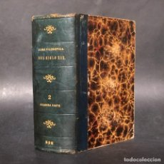 Libros antiguos: 1877 MASONERIA - FRANCMASONERIA - FRANC-MASONERIA - ROSACRUCES - MASON - ANTICRISTO - LEVIATAN. Lote 244185225