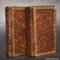 Libros antiguos: AÑO 1726 LETTRES SUR DIVERS SUJETS DE MORALE ET DE PIETÉ. Lote 244195945