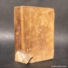Libros antiguos: 1770 - PERGAMINO - EXCOMUNION - INQUISICION - MALDICION. Lote 244203175