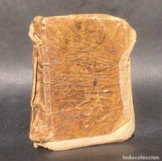 Libros antiguos: 1819 REGLA DE VIDA MUY ÚTIL PARA LOS POBRES Y PARA EL PUEBLO MENOS INSTRUIDO - PERGAMINO. Lote 244203610