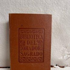 Libros antiguos: PLÁTICAS ESCOGIDAS PARA RELIGIOSAS / TRADUCCIÓN Y ARREGLO POR FRANCISCO DE P. RIBAS Y SERVET. Lote 245308165