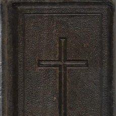 Libros antiguos: GUIA DEL CRISTIANISMO , DEVOCIONARIO , ( AÑO 1865 ). Lote 245632490