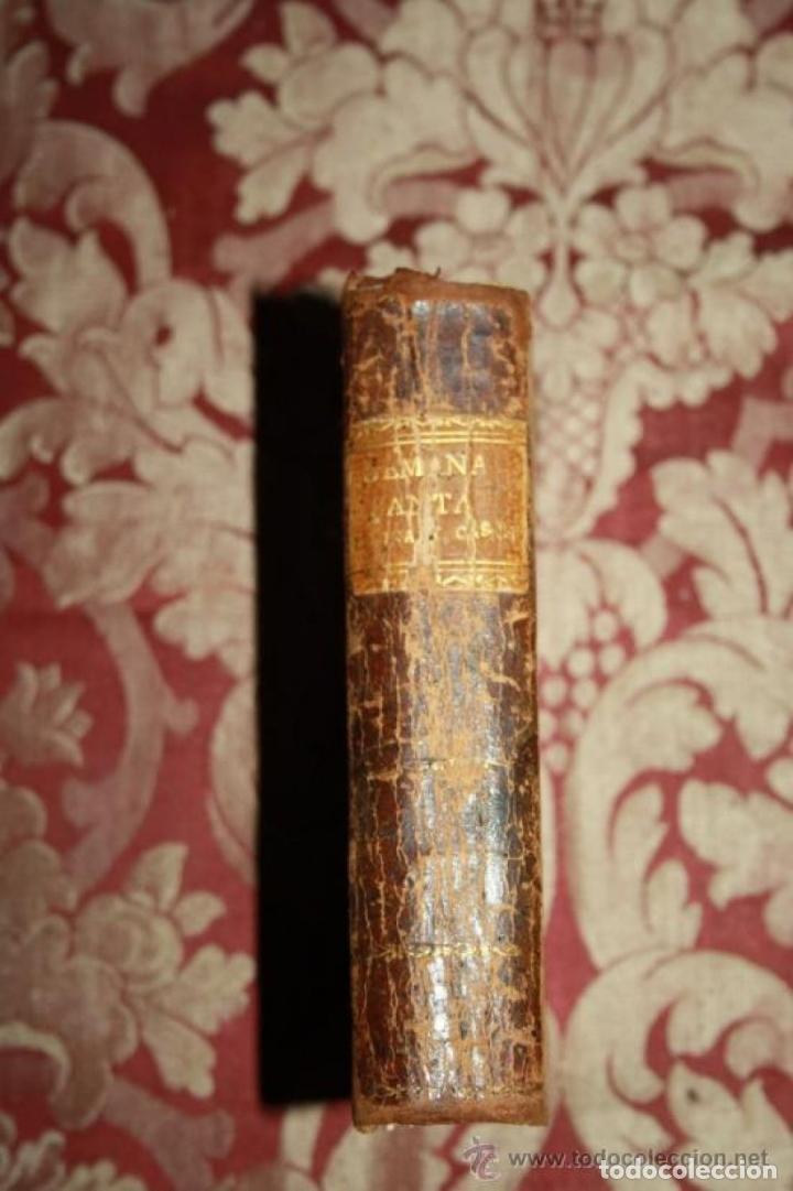 Libros antiguos: OFICIO DE LA SEMANA SANTA Y SEMANA DE PASQUA EN LATIN Y CASTELLANO. JOSEPH RIGUAL 1803 - Foto 7 - 245779645