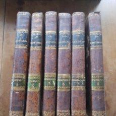Libros antiguos: AÑO CHRISTIANO O EXERCICIOS DEVOTOS PARA TODOS LOS DOMINGOS , DIAS DE QUARESMA, Y FIESTAS MOVIBLES. Lote 246308955