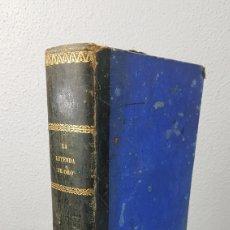 Libros antiguos: LA LEYENDA DE ORO PARA CADA DÍA DEL AÑO. VIDAS DE TODOS SANTOS QUE VENERA LA IGLESIA. TOMO II. 1865. Lote 247652470