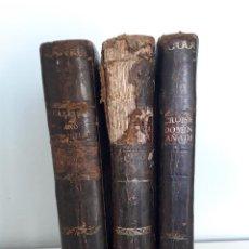 Libros antiguos: AÑO CHRISTIANO O EXERCICIOS DEVOTOS 1791. Lote 248724630