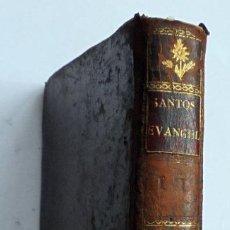 Libros antiguos: AÑO 1787.LOS SANTOS EVANGELIOS TRADUCIDOS AL CASTELLANO, CON NOTAS HISTORICAS, DOGMATICAS... - ANSEL. Lote 248769075