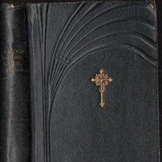 Libros antiguos: JOSÉ PARDO : MANUAL DE LA CONVERSACIÓN CON EL CIELO (BREPOLS, BÉLGICA, 1905). Lote 249300495