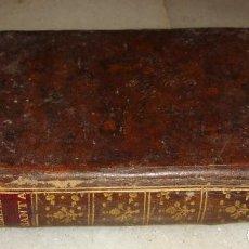 Libros antiguos: LIBRO DEL S.XVIII. SEMANA SANTA.. Lote 249560960